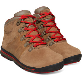 Timberland GT Rally Mid WP Buty Dzieci, medium brown suede